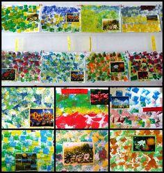 L' abstracció Plastiquem: Educació Infantil