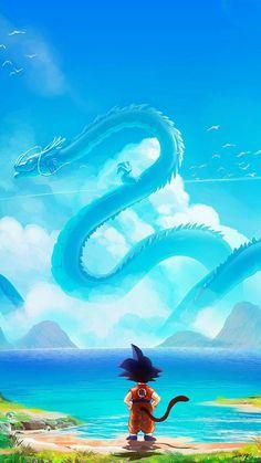 Wallpaper Do Goku, Wallpaper Animes, Dragonball Wallpaper, Hd Wallpaper, Dragon Ball Z Iphone Wallpaper, Kid Goku, Image Dbz, Foto Do Goku, Dbz Wallpapers
