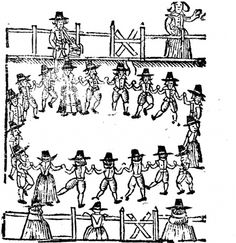 Dancers from Courageous Jockey, 1671, Pepys Ballads