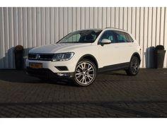 Volkswagen Tiguan  Description: Volkswagen Tiguan 2.0 TDI 150PK COMFORTLINE NIEUW MODEL navi cruise  Price: 513.49  Meer informatie