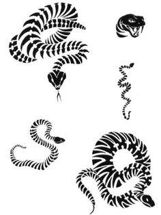 tribal snakes