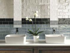 Nuevos revestimientos para baños actuales