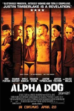 Alpha Dog Gangsta life on a white tip as good white boys pretend to be bad black boys. Johnny Truelove (Emile Hirsch) is the leader of a pack of small-time hoods in late 90s ClaremontCalifornia. These white boy http://www.MightGet.com/january-2017-12/alpha-dog.asp
