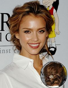 Wedding Hairstyles Updos For Short Hair - Free Download Wedding Hairstyles Updos For Short Hair #1210 With Resolution 400x519 Pixel | KookHair.com