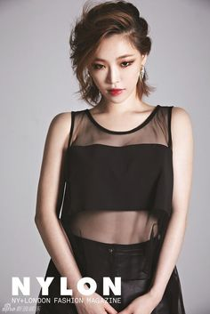 Brown Eyed Girls - Gain #beg #browneyedgirls #gain