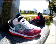 Miami Night Lebron 8 and 9