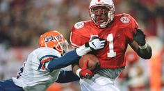 Former Nebraska Cornhusker I-back great Lawrence Phillips (1975-2016)