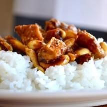 Teriyaki chicken - use with pad Thai and chicken fried rice recipe