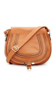 Classic Saddlebag Purse