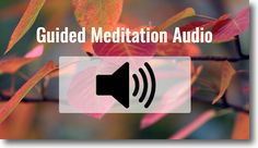 A  guided meditation audio CD's offer the fastest and easiest ways to reach a deep meditative state...
