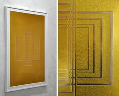 Seal #2 - Gold @The flat-Massimo Carasi, Milan
