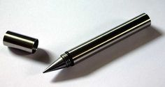 The most unusual, bizarre, creative pens ever invented: A pen that never runs out » Lost At E Minor: For creative people