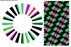 Learn to make your own colorful bracelets of threads or yarn. Jewelry Patterns, Bracelet Patterns, Fun Loom, String Crafts, Beading Projects, Colorful Bracelets, Crochet Accessories, Hobbies And Crafts, Japanese Art