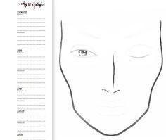 Makeup by Angel: Blank Face Charts Eye Shape Chart, Mac Face Charts, Face Template, Makeup Face Charts, Make Up Tutorials, Maquillaje Halloween, Face Sketch, Mac Makeup, Eye Shapes