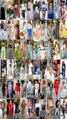 60 Stylish Spring Outfits For Your 2015 Lookbook @styleestate