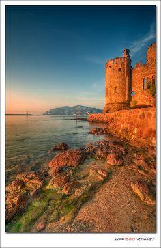 Mandelieu-La Napoule (French Riviera) - HDR by Eric Rousset