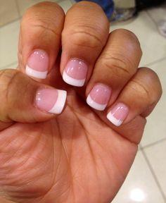 My SNS Gel Manicure.... Love it