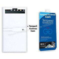 LG V10 Özel Pencereli Kılıf Beyaz + Kırılmaz Cam -  - Price : TL28.90. Buy now at http://www.teleplus.com.tr/index.php/lg-v10-ozel-pencereli-kilif-beyaz-kirilmaz-cam.html