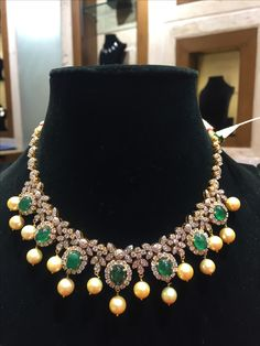Necklaces – Page 3 – Modern Jewelry Dimond Necklace, Diamond Necklace Set, Bold Necklace, Diamond Jewelry, Diamond Choker, Emerald Necklace, Wedding Jewelry, Bridal Jewellery, Gold Jewellery