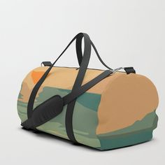 Buy Sun Up Duffle Bag by nuam. Worldwide shipping available at Society6.com. Just one of millions of high quality products available. Gym Bag, I Shop, Shoulder Strap, Print Design, Pairs, Sun, Stuff To Buy, Products, Print Layout