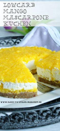Mango Mascarpone Kuchen