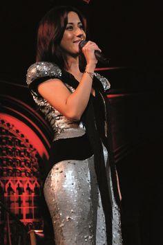 Portuguese fado vocalist Ana Moura