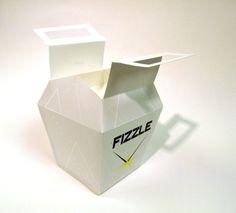 Fizzle box design