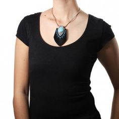 Black Tribe necklace