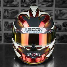 Racing Helmets, Motorcycle Helmets, Custom Helmets, Helmet Design, Karting, Riding Gear, Chapter 3, Cafe Racers, Race Cars