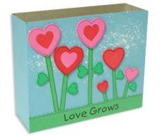 Valentine Card Box