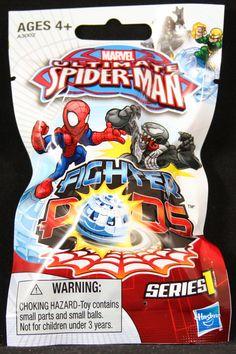 2002 Toy Biz Marvel Spider Man Action Figure Set