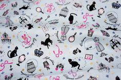 Lolita print Cat Chandelier Ballerina Shoes and many more A12