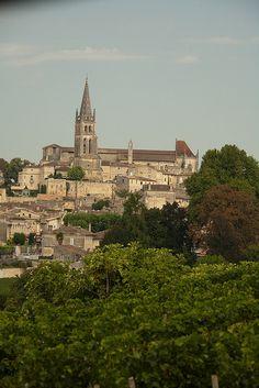 The Wine Village of St. Emillion