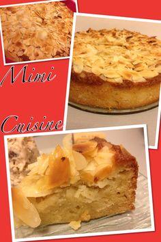Moelleux Pommes Amandes - Mimi Cuisine