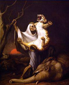 William Holbrook Beard, El poder de la muerte ~