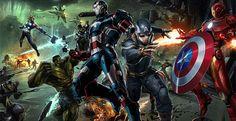 The Avengers 2 Roster Fan Art Marvel vs DC Movie Casting: Who Is Taking the Bigger Risks?