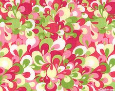 'Emma' collection by Michele Scott for Northcott Fabrics.