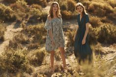 H&M Spirit of Summer Sophia Ahrens and Signe Veiteberg by Emma Tempest - Fashion Editorials