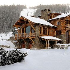 Log Cabins Design Ideas, Pictures, Remodel, and Decor