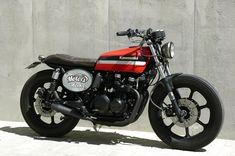 Kawasaki GPZ 550:: Motors Works. | 8negro