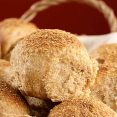 Soft Whole-Wheat Dinner Rolls - 4p+ ea