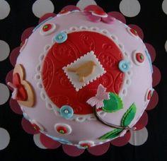 lovely pink boltaart