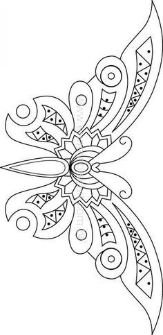 1228 Best Patterns Images In 2018 Sketches Tattoo