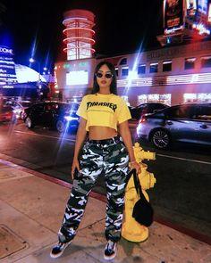 59 Baddie Outfits That Make You Look Cool Fashion New Trends Baddie Outfits Baddie Cool Fashion Outfits Trends Streetwear Mode, Streetwear Fashion, Streetwear Clothing, Teenager Outfits, Teen Fashion Outfits, Fashion Clothes, Girl Fashion, Urban Fashion, Fashion Ideas
