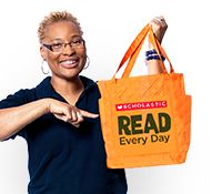 Celebrate the Joy of Reading All Month Long   Scholastic.com