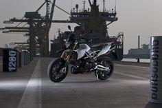 Aprilia Dorsoduro 1200 #motorcycle #aprilia