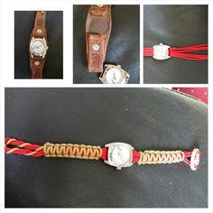 Horloge bandje