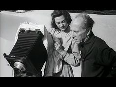 Edward Weston: The Photographer 1948 US Information Agency: http://youtu.be/J8S4HoxuDzw #photography #art #visualarts