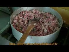 fromage de tête partie 2 Oatmeal, Pork, Make It Yourself, Breakfast, Meat, Youtube, Head Cheese, Recipes, Kitchens