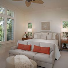 Shutters Bedroom Design Ideas, Pictures, Remodel and Decor